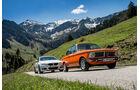 BMW 2002tii, und 340i, Impression, Generationen-Treffen