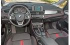BMW 218d Active Tourer, Cockpit