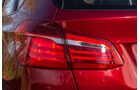 BMW 218d Active Tourer, Heckleuchte