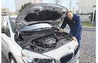 BMW 225xe ActiveTourer, Motor