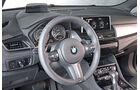 BMW 2er Active Tourer, Cockpit, lenkrad
