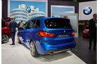 BMW 2er Grand Tourer Genf Van