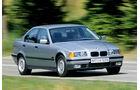 BMW 316i, Frontansicht