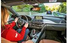 BMW 318d Touring Sport Line, Interieur
