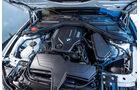BMW 318d Touring Sport Line, Motor