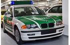 BMW 318i E46 Polizei