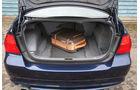 BMW 318i, Kofferraum