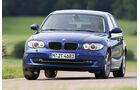 BMW 318i gegen BMW 118i