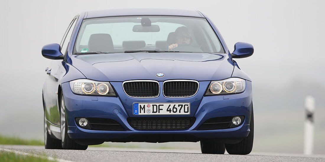 BMW 320d Edition