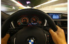 BMW 320d Efficient Dynamics Edition, Rundinstrumente