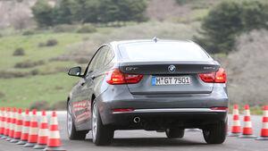 BMW 320d GT, Heckansicht
