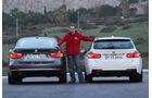 BMW 320d Touring, BMW 320d GT, Heckansicht, Sebastian Renz