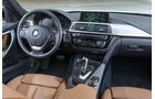 BMW 320d Touring, Interieur