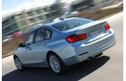 BMW 320i Efficient Dynamics Edition, Heckansicht