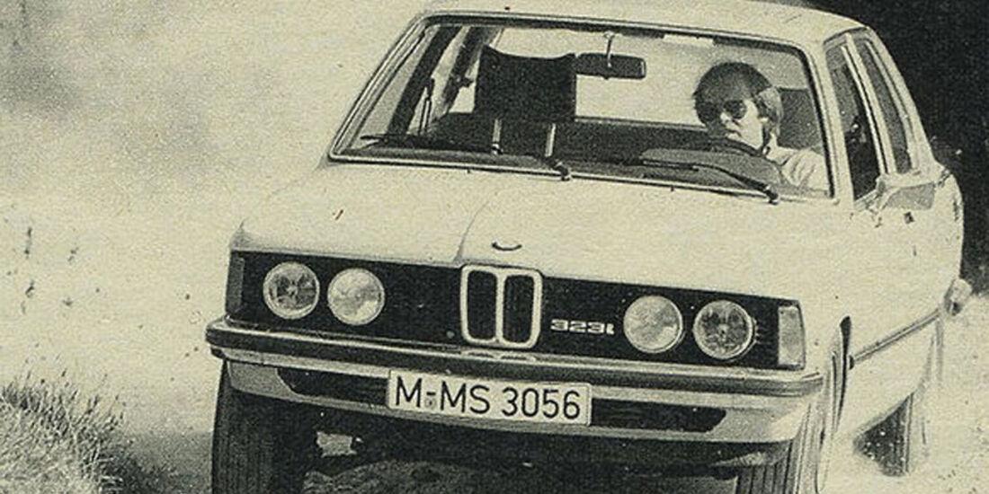 BMW, 323i, IAA 1979