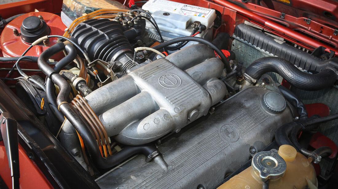 BMW-323i-Motor