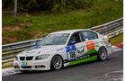 BMW 325i E90 - Startnummer: #186 - Bewerber/Fahrer: Bruce Ledoux, David Quinlan - Klasse: V4