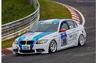 BMW 325i E90 - aesthetic racing GmbH - Startnummer: #190 - Bewerber/Fahrer: Heinz-Jürgen Kroner, Petra Baecker - Klasse: V4