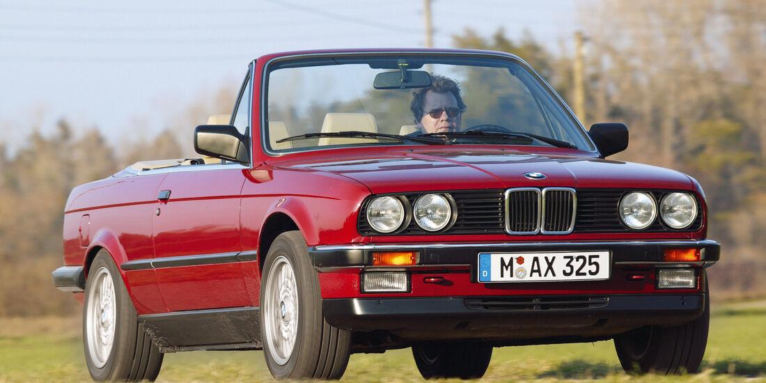 BMW 325i, Seitenansicht