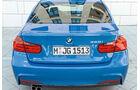 BMW 328i, Fondsitz, Aussteigen