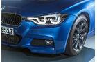 BMW 330d, Frontscheinwerfer
