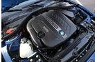 BMW 330d Touring, Motor