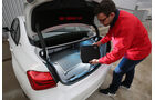 BMW 330e, Kofferraum