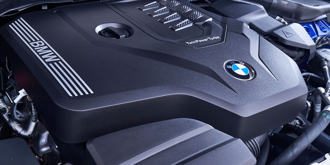 BMW 330i M Sport Limousine 3er G20 (2019) Motor