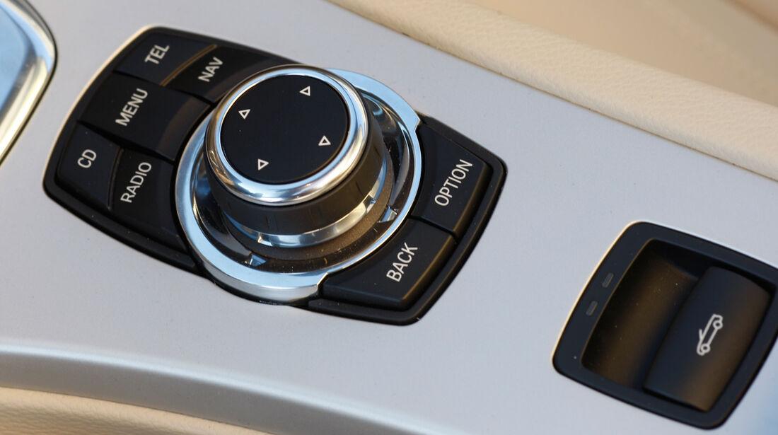 BMW 335i Cabriolet, Bedienelement