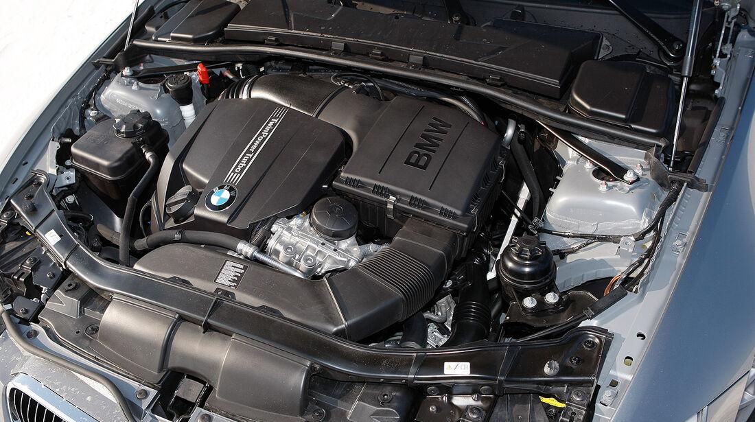 BMW 335i Cabriolet, Motor