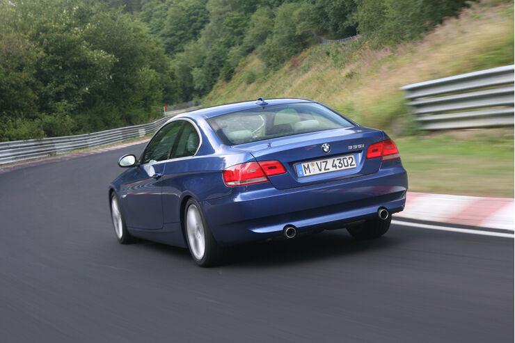 BMW 335i Coupé 15