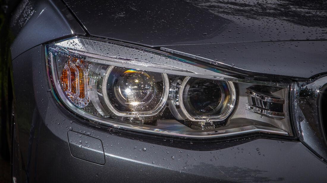 BMW 335i GT, Frontscheinwerfer