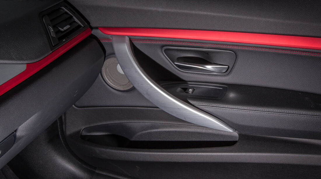 BMW 335i GT, Türgriff