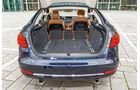 BMW 335i Gran Turismo, Kofferraum