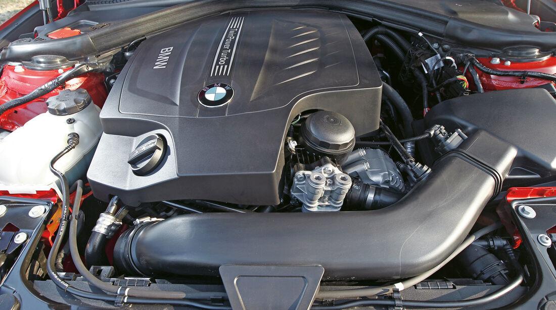 BMW 335i, Motor