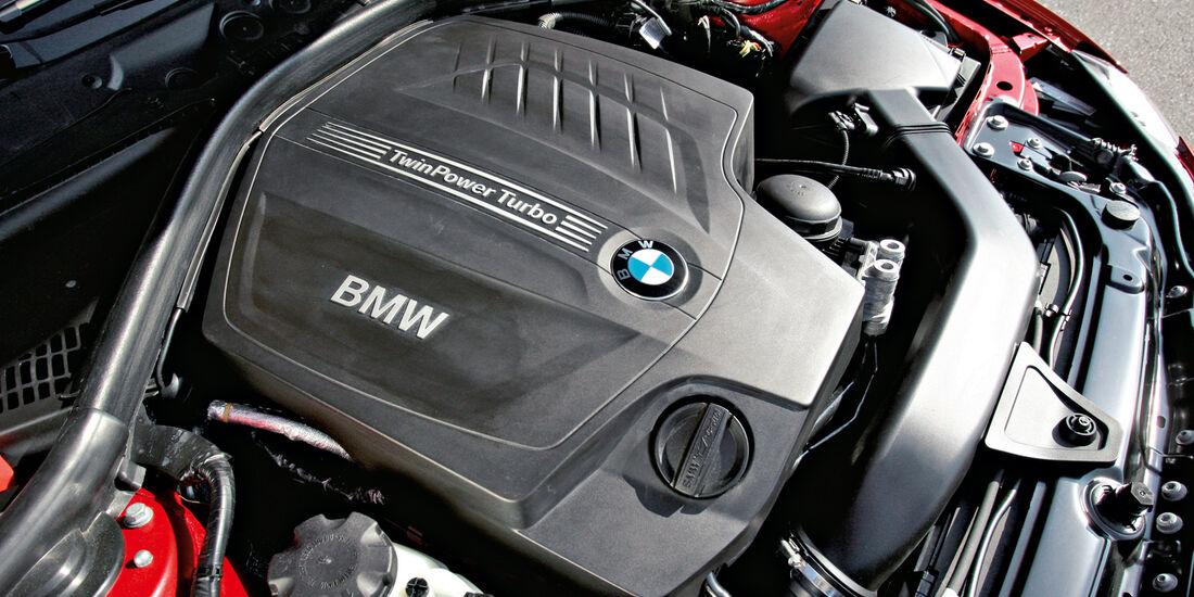 BMW 335i Sport Line, Motor