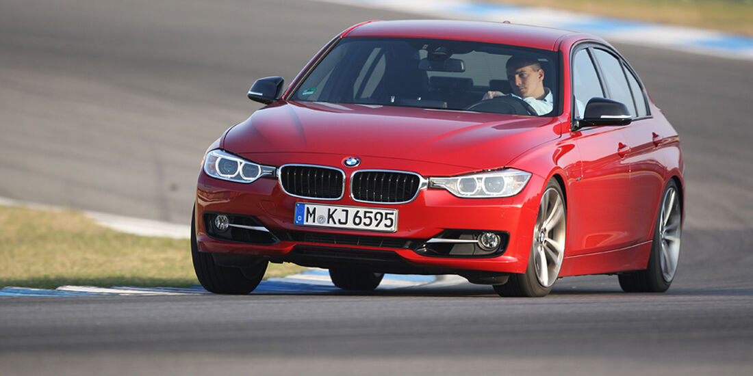 BMW 335i Sport Line