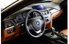 BMW 335i xDrive Touring, Cockpit