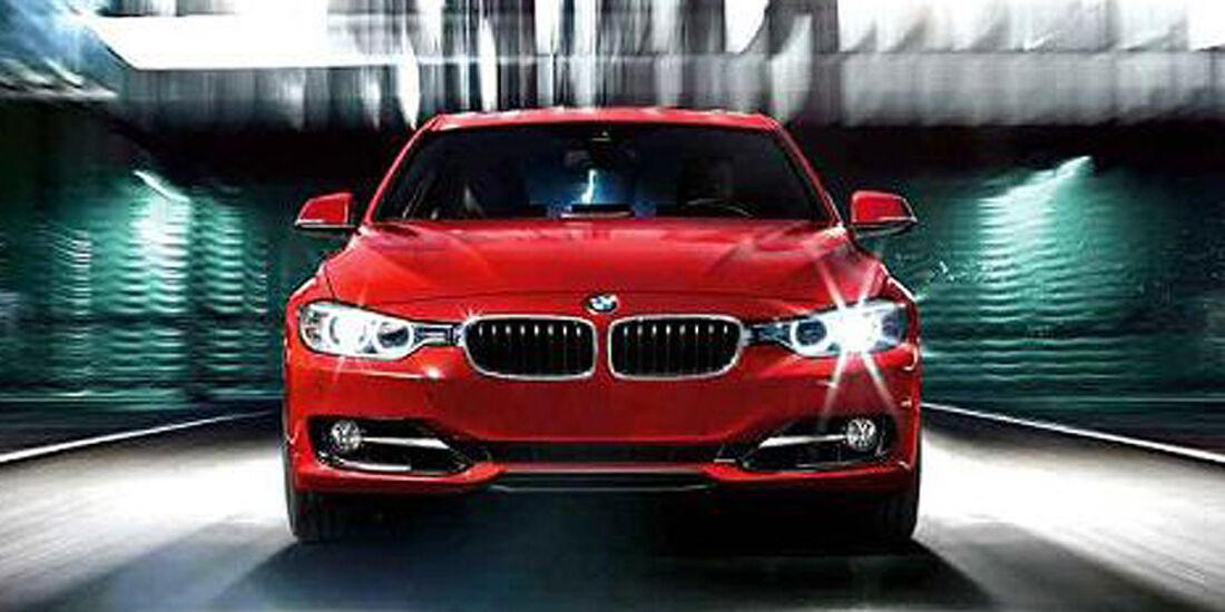 BMW 3er 2012,