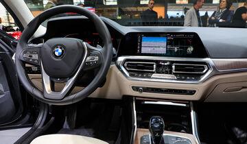 BMW 3er G20, Limousine, Auto Salon Paris 2018