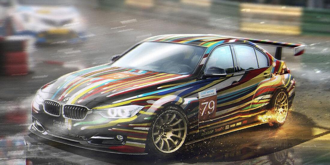 BMW 3er - Moderne Tourenwagen-Klassiker - 2016