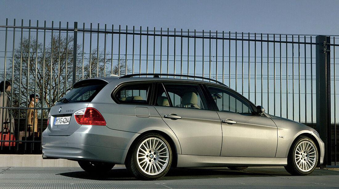 BMW 3er Touring - E91