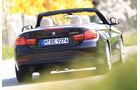 BMW 420d Cabrio, Heckansicht