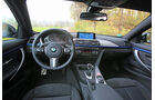 BMW 435i Coupé Aut., Cockpit