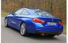 BMW 435i Coupé Aut., Heckansicht