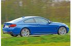 BMW 435i Coupé Aut., Seitenansicht