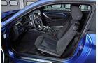 BMW 435i Coupé, Fahrersitz