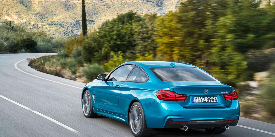 BMW 4er Coupé Facelift (2017)