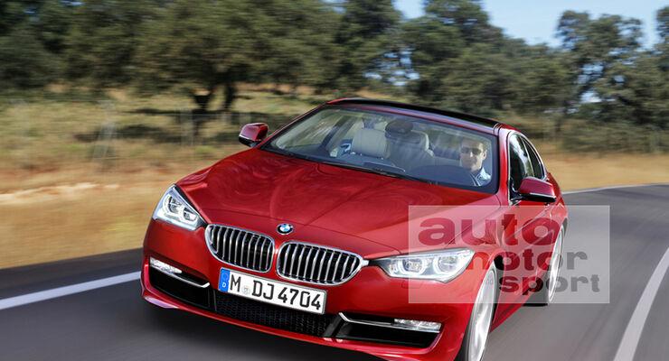 BMW 4er Coupé Viertürer
