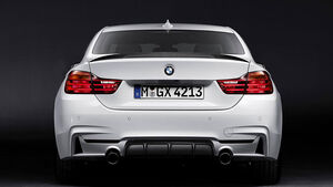 BMW 4er M Performance Paket